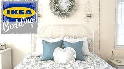 *ALVINE KVIST IKEA DUVET COVER SET*   Part 1 of Room Makeover 🎨