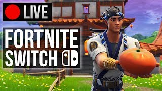 LIVE Fortnite Nintendo Switch Player | Season 6 Solos + Duos with Viewers!