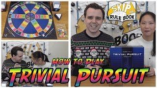 Trivial Pursuit- How to Play