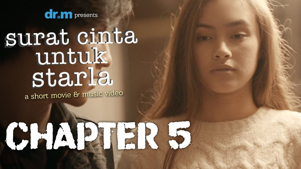 Surat Cinta Untuk Starla Jefri Nichol Caitlin Short Movie Chapter 5