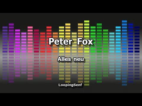 Peter Fox - Alles neu - Karaoke