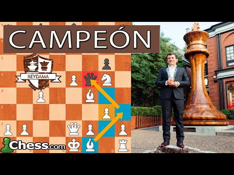 ARONIAN CAMPEÓN en Saint Louis Rapid & Blitz  2019!   Grand Chess Tour