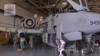 A-10 Warthog Phase Inspection | AiirSource