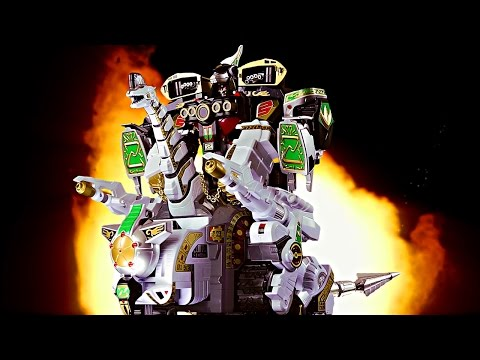 Legacy Titanus Ultrazord Review! Mighty Morphin Power Rangers!