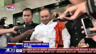 KPK Tahan Emir Moeis