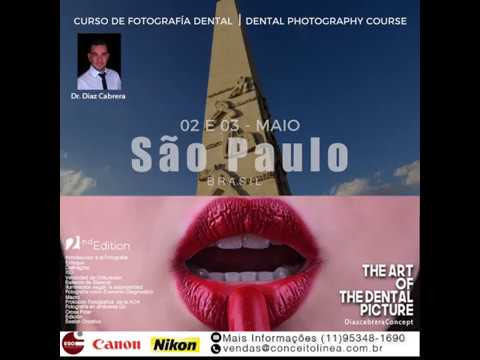 The Art of The Dental Picture - 02 y 03 de mayo Sao Paulo