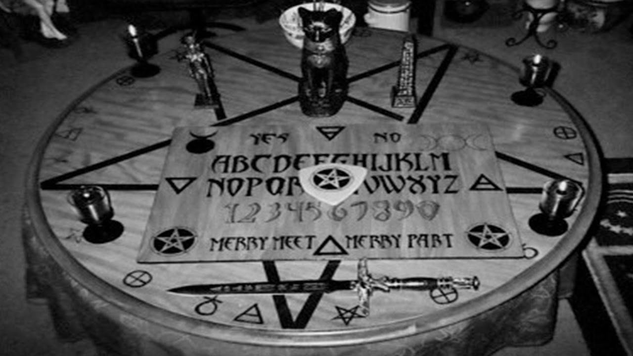 Ouija Board Coffee Table Scary Ouija Board Stories The Fringe Conspiracy News