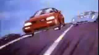 Speedy гонщик реклама VW golf3