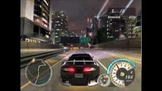 [Gameplay] Need for Speed: Underground 2