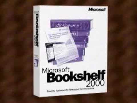 Microsoft Bookshelf Basic