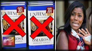 BOOM! BAD NEWS From Omarosa's Publisher After Her 15 Minutes of Fame Dry Up