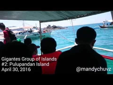 Pulupandan Island, Gigantes Group of Islands