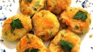 Индийская кухня_Котлеты без мяса по индийски