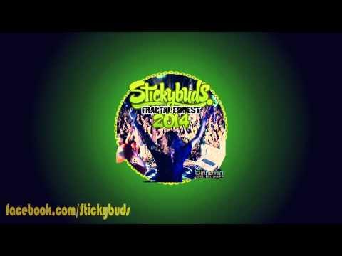 Stickybuds - Fractal Forest Mix - Shambhala 2014 [Free Download]