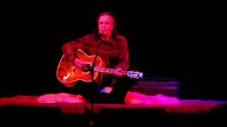 Donovan plays Mellow Yellow at the Danforth Music Hall on Friday, O...