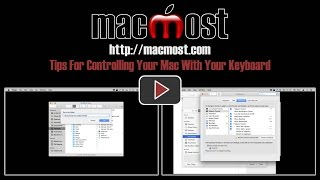 Tips For Controlling Your Mac With Your Keyboard (#1064)