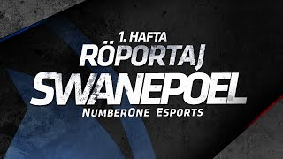 NumberOne eSports - HWA Gaming maçının ardından kazanan takımın des...