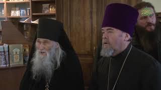 Известный всей России старец схиархимандрит Илий (Ноздрин) посетил Саратовскую митрополию.