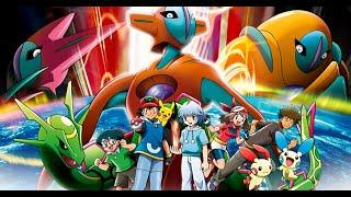 Pokemon Movie 7 - Deosyx Kẻ Phá Vỡ Bầu Trời