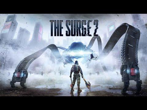 The Surge 2 DLC Kraken [#31] Чёртовы пираты |