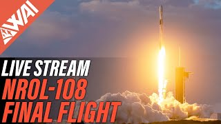 Scrub: SpaceX Falcon 9 NROL-108 LIVE Stream - Last launch of 2020 is a mystery payload!