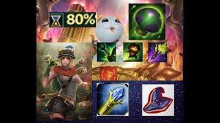 Teemo URF IS INSANE [] League of Legend