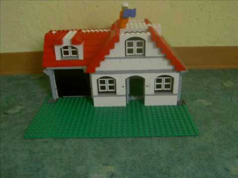 Lego Hausbau Youtube