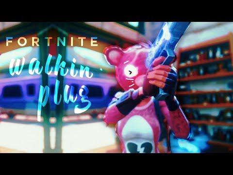 'Walking PLug' - Fortnite: Battle Royale Edit [ Clips in Desc. ]