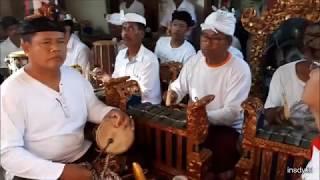 Sekaa Angklung Galang Kangin - Br. Delod Pempatan, Tangeb