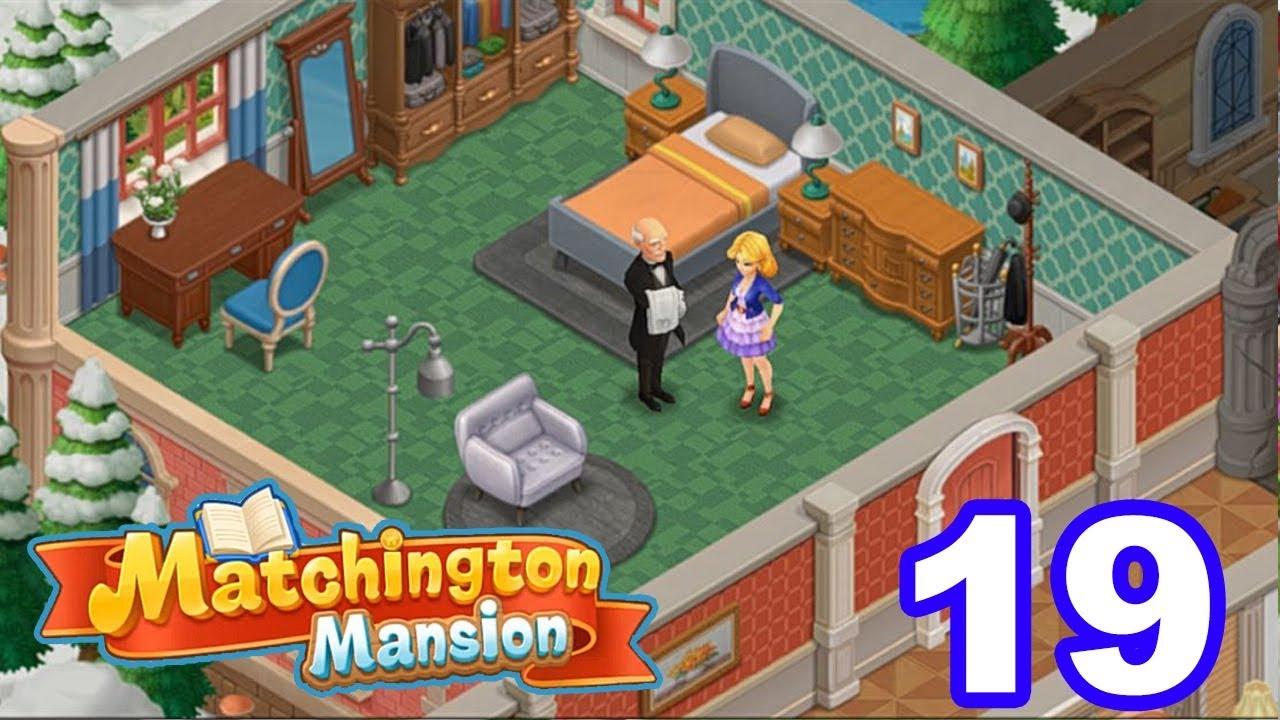 Matchington Mansionmod apk et cheats android, pc et ios