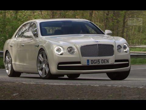 Bentley Flying Spur V8: Wohnzimmer auf Rädern - Die Tester | auto motor und sport