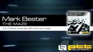 ETT007   Mark Bester - The Maze (Original Mix)