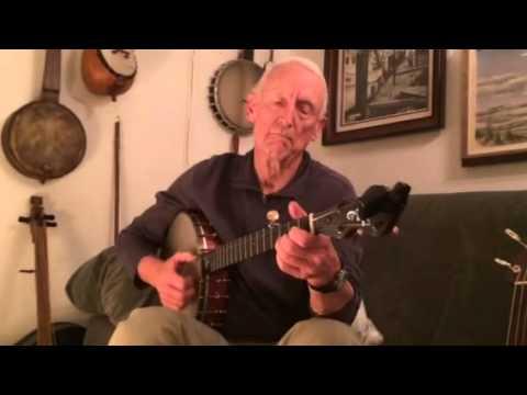 Gospel Plow,  Bob Thornburg. Clawhammer Banjo Solo.