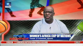 Sports This Morning: NFF Restates Commitment to Women's Football & Beach Soccer Pt.1