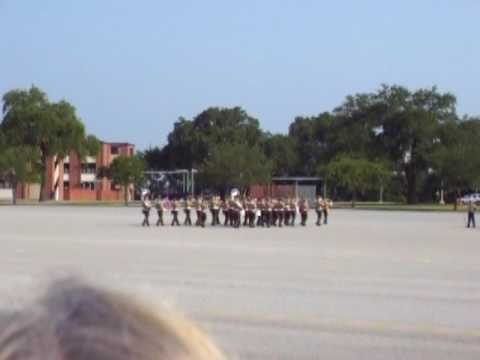 3RTBN Kilo Co. & 4RTBN Papa Co. Marine Corps Boot Camp Graduation August 7th, 2009