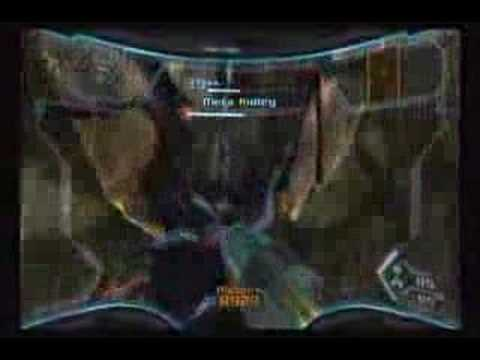 Metroid Prime 3: Corruption - boss fight: Meta Ridley
