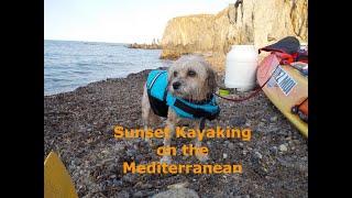 Ep 3 Sunset Kayaking on the Mediterranean