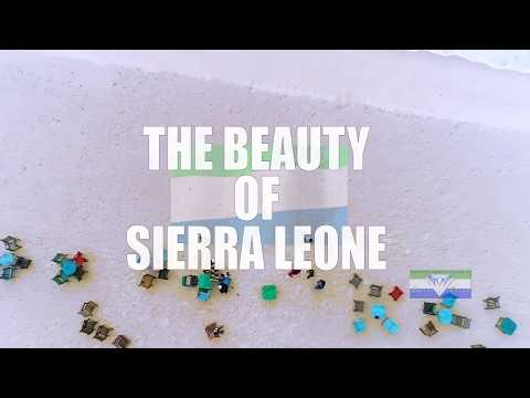 THE BEAUTY OF SIERRA LEONE   TOURIST BOARD  Documentary