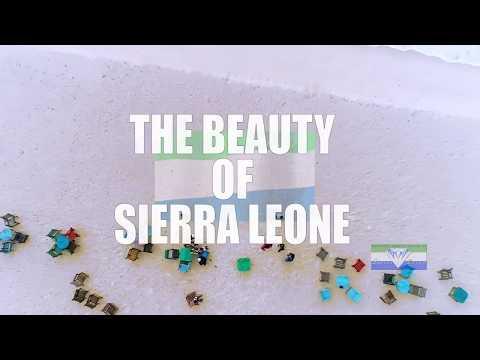 THE BEAUTY OF SIERRA LEONE   TOURIST BOARD  Documentary
