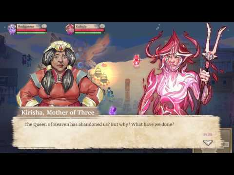 Let's Play Moon Hunters Episode 6: Once More, Into the Dream