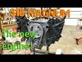 Ramcharger 318 Engine Rebuild Series 5: The new Engine