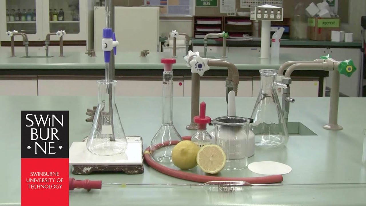 an experiment demonstrating the process of titration Titrating sodium hydroxide with hydrochloric acid  you should consider demonstrating burette technique,  titration screen experiment.