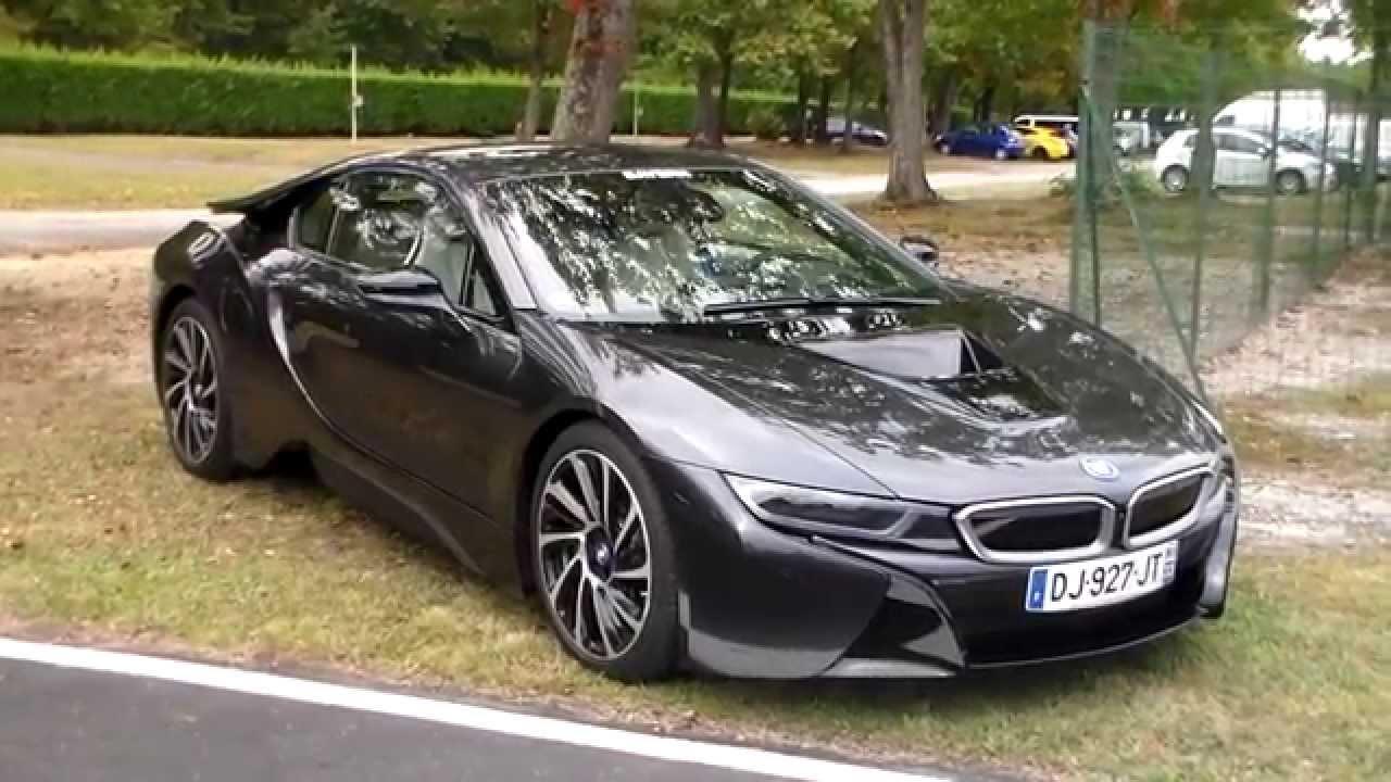 I8 Exterior: 2015 BMW I8 Exterior Style !