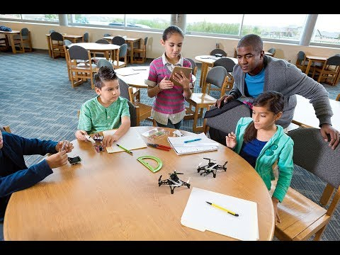 Parrot Education – Learn and teach STEM with drones