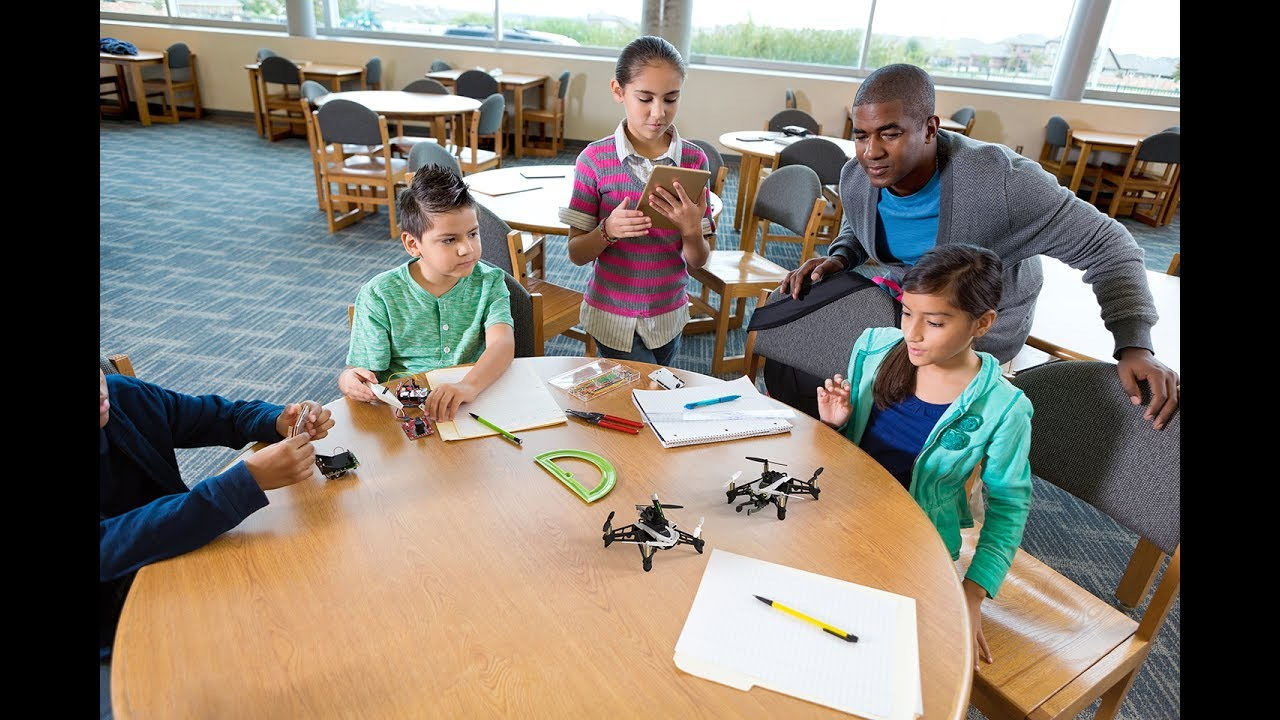 Parrot Education - Learn and teach STEM with drones