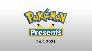 UK: Pokémon Presents | #Pokemon25