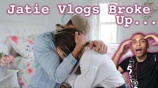 We broke up... Jatie Vlogs breaks up