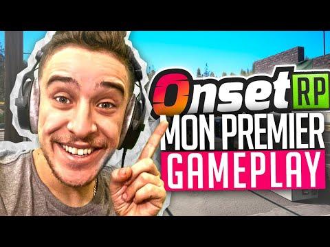 MON TOUT PREMIER GAMEPLAY ONSET!! (RP)
