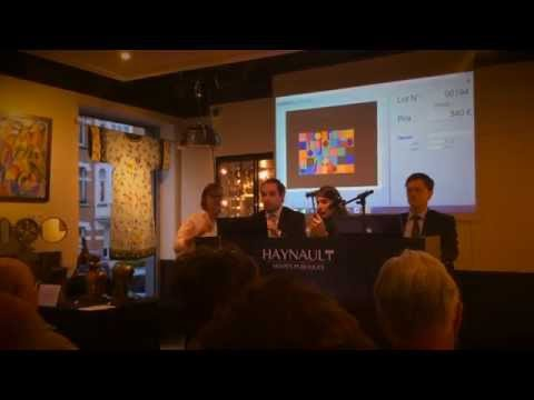 Haynault : vente publique du 14 novembre 2015
