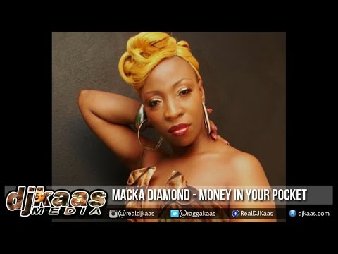 Macka Diamond - Money In Your Pocket ▶Weed Rock Riddim ▶Chase Mills ▶Dancehall ▶Reggae 2015
